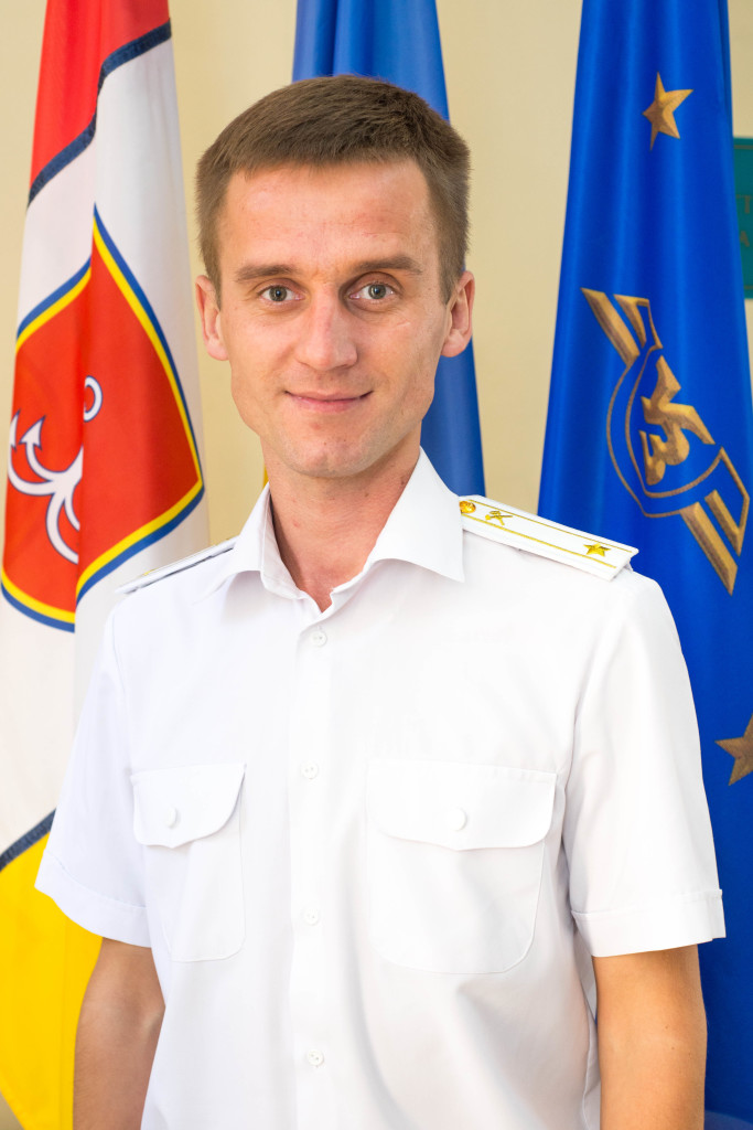 Керівник підрозділу Олексій Іванович Прокопенко